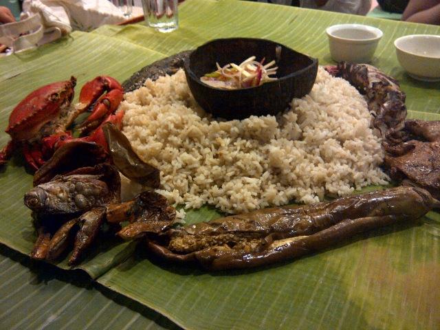 Seafood Dinner!!