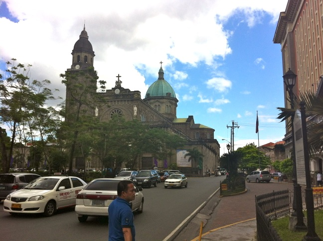Church at Intramuros
