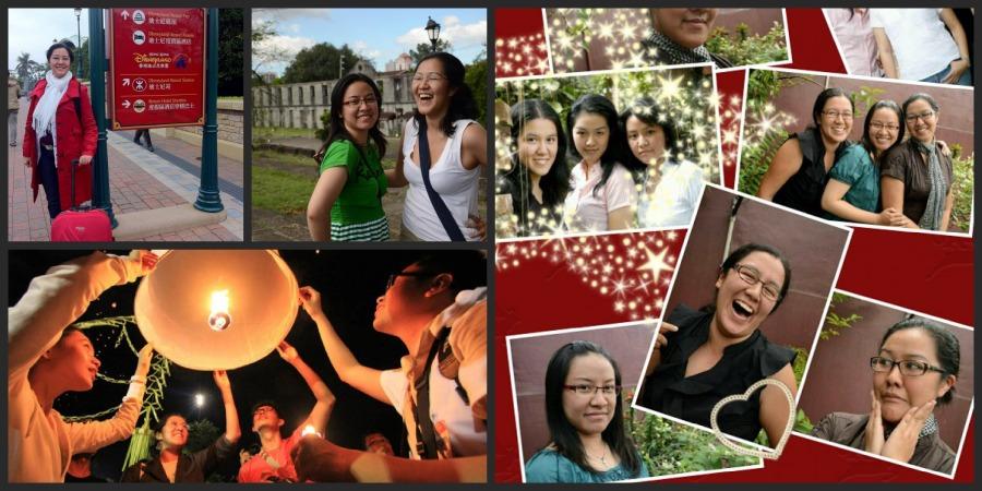 Glimpses of 2012