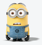 Line Sticker Minion