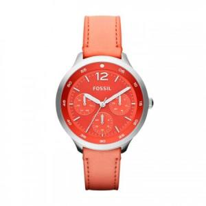 The Editor, Leather, color: Coral