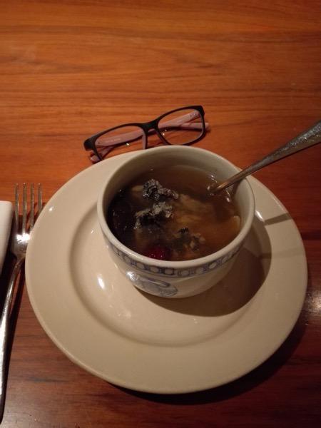 Sup herbal untuk pembuka