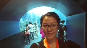 Selfie terakhir setelah Sea Sharks :D