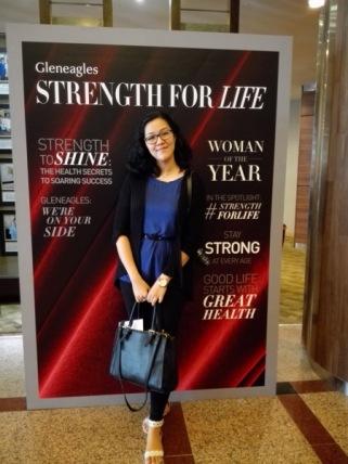 Semoga bisa tetap bersemangat Strength For Life
