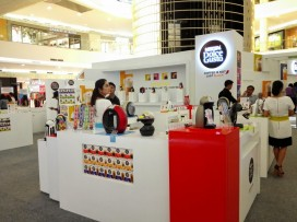 Acara Nescafe Dolce Gusto Anniversary di Atrium Senayan City