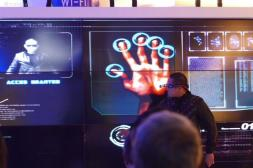 Techno Illusionist beraksi