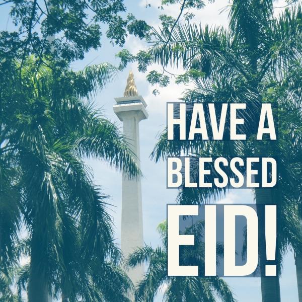 #JuliNgeblog Eid Mubarak