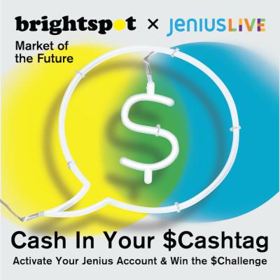 """""""Market of the Future"""" persembahan brightspot dan JeniusLIVE"""